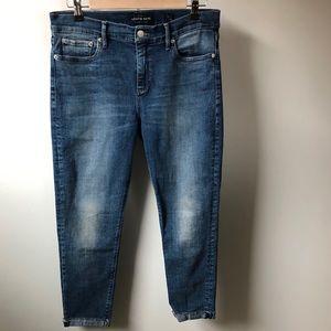 Lucky Brand Jeans Brooke Crop